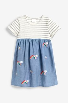 Next Stripe Dress (3mths-7yrs)