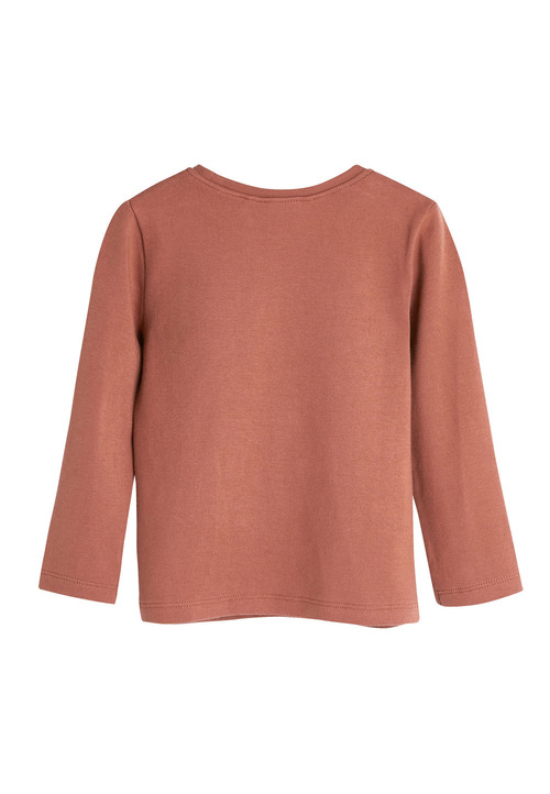 Next Embroidered Bunny AppliquA Long Sleeve T-Shirt (3mths-7yrs)