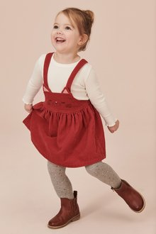 Next Cord Character Pinafore With Tights (3mths-7yrs)