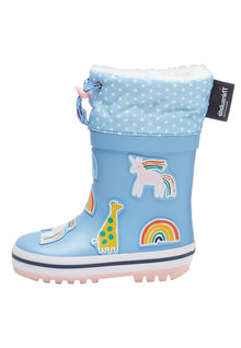 Next Thinsulate Cuff Wellies (Younger)