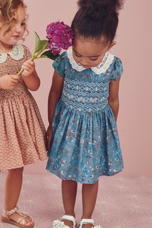 Next Lace Collar Prom Dress (3mths-7yrs)