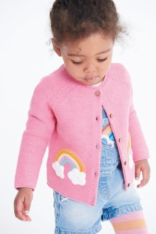 Next Rainbow Cardigan (3mths-7yrs)