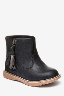 Next Tassel Ankle Boots (Younger) - 237345