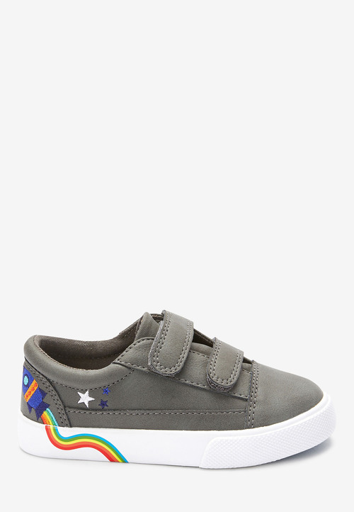 Next Rocket Double Strap Shoes (Younger)