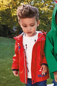Next Printed Anorak (3mths-7yrs)