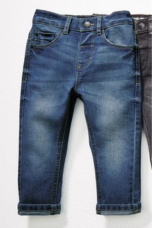 Next Regular Fit Jeans With Stretch (3mths-7yrs) - 237401