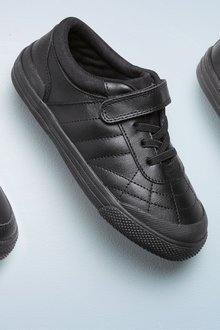 Next Football Quilted Leather Shoes (Older)