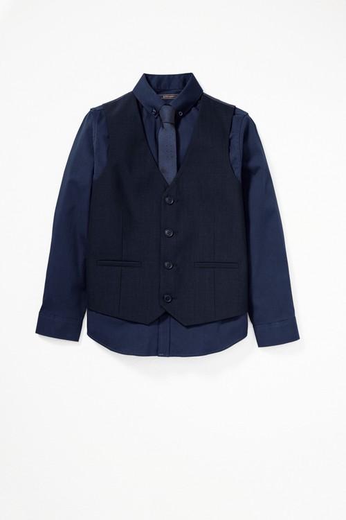 Next Tie And Waistcoat Set (12mths-16yrs)