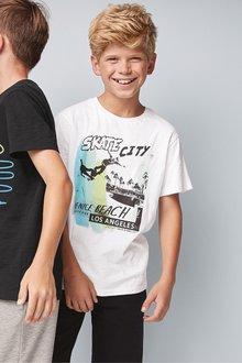 Next Skate Graphic T-Shirt (3-16yrs)