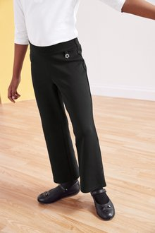 Next Plain Front Trousers (3-16yrs) - 237467