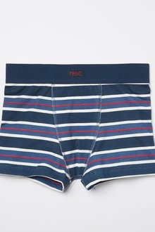 Next 7 Pack Stripe Trunks (1.5-14yrs)