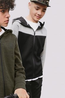 Next Colourblock Sport Zip Hoody (3-16yrs)