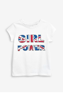 Next Girl Power Top (3-16yrs)