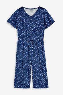 Next All Over Print Jumpsuit (3-16yrs)