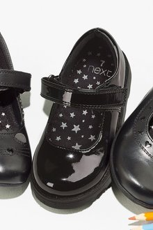 Next Junior Mary Jane Shoes (Older)