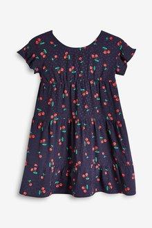 Next Printed Smock Dress (3-16yrs)