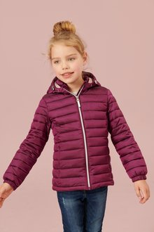 Next Shower Resistant Short Padded Jacket (3-16yrs)