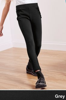 Next Frill Detail Trousers (3-16yrs)