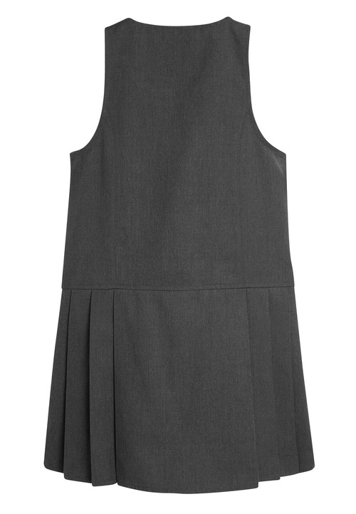 Next Embroidered Pinafore (3-14yrs)
