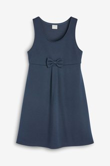 Next Bow Jersey Pinafore (3-14yrs)