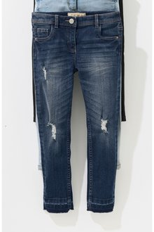 Next Distressed Skinny Jeans (3-16yrs)