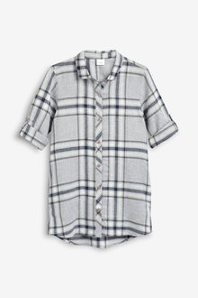 Next Check Longline Shirt (3-16yrs)