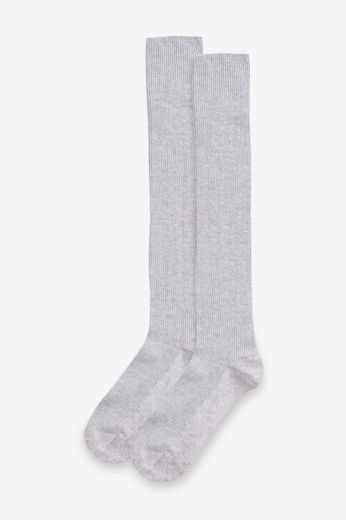Next 2 Pack Over Knee Socks (Older)