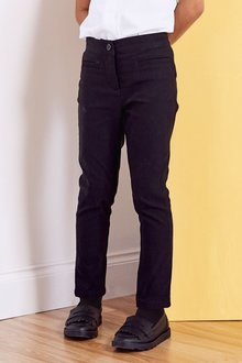 Next Skinny Stretch Trousers (3-16yrs)- Slim Fit - 237621