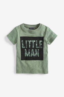 Next Little Man T-Shirt (3mths-7yrs)