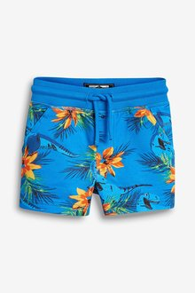 Next Hibiscus Print Shorts (3mths-7yrs)