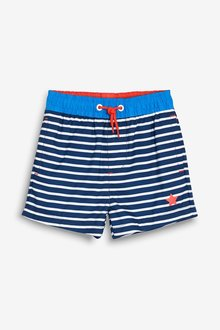 Next Stripe Woven Shorts (3mths-7yrs)