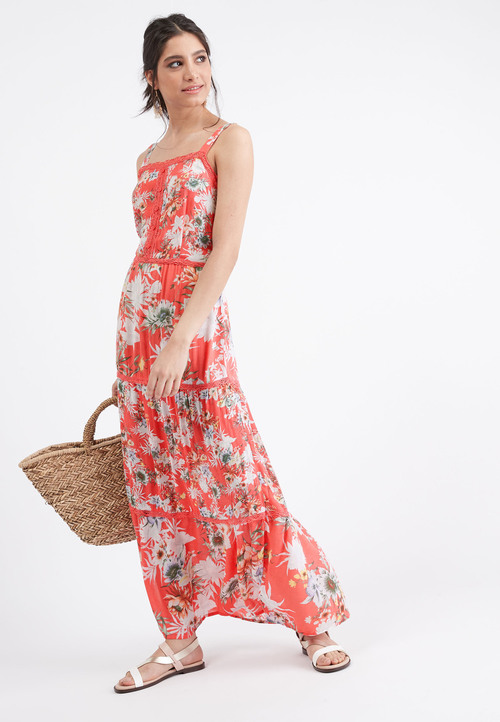Next Printed Maxi Dress