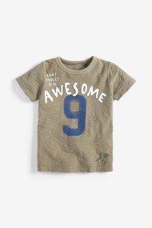 Next Awesome T-Shirt (3mths-7yrs)