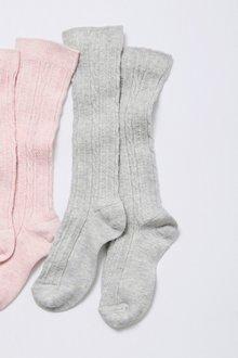 Next Cable Knee High Socks (Older)