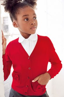 Next Bow Pocket Cardigan (3-16yrs) - 237757