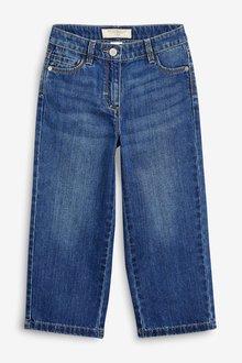 Next Wide Leg Jeans (3-16yrs)