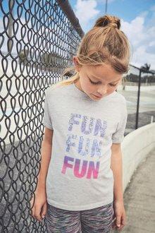 Next Slogan T-Shirt (3-16yrs)
