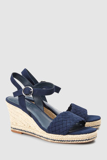 Next Forever Comfort Weave Wedges