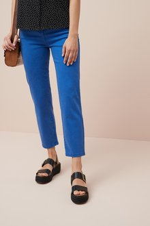Next Soft Touch Cropped Jeans