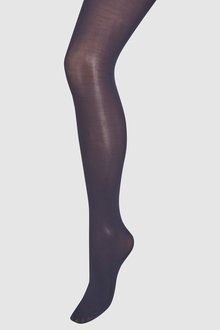 Next 40 Denier Luxe Opaque Tights Two Pack - 237892