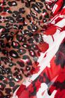 Next Floral Animal Mixed Print Scarf