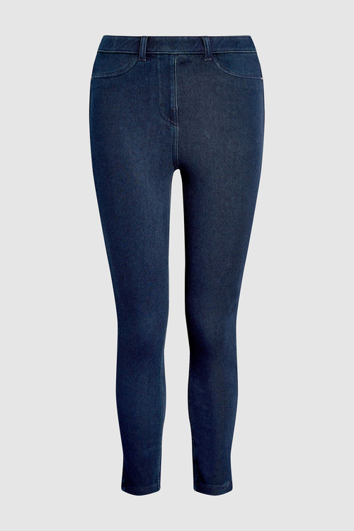 Next Jersey Cropped Leggings-Tall