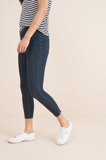 Next Jersey Cropped Leggings-Tall - 237982