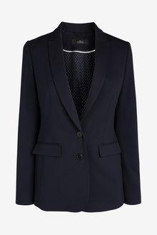 Next Tailored Longline Suit Jacket