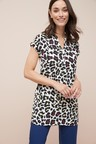 Next Woven Front Tunic