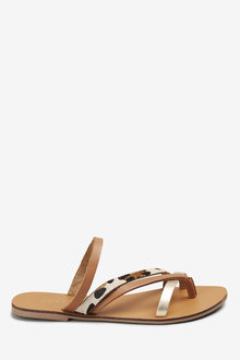 Next Strappy Sandals- Wide