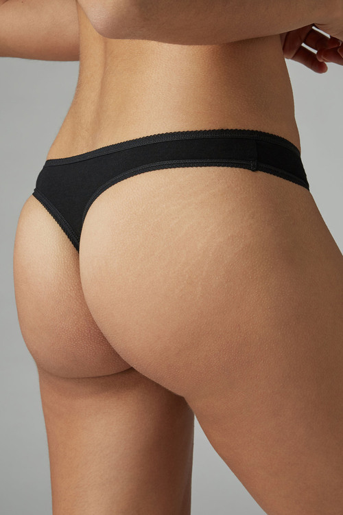 Next Cotton Knickers Seven Pack-Thong