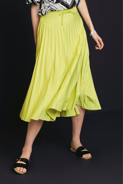 Next Pleat Skirt