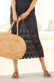Next Crochet Skirt