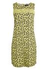 Next Linen Blend Shift Dress- Tall
